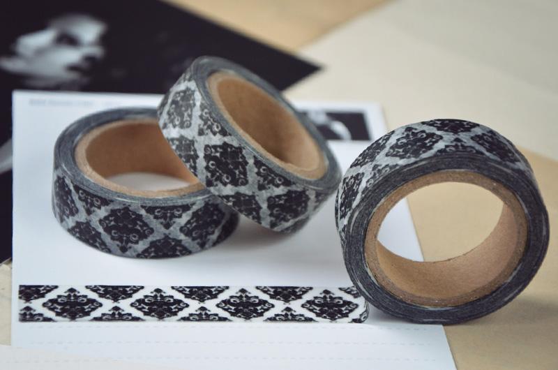 decorative paper tape decorative paper tape
