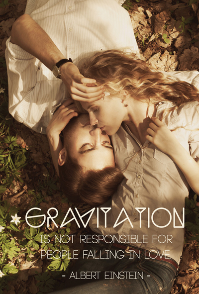 Quote 'Gravitation is not responsible...'