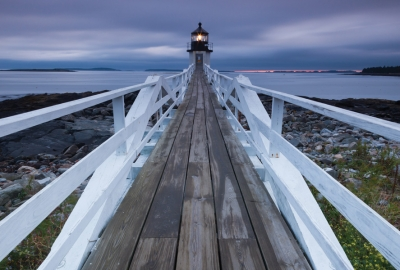 Lighthouse & pier