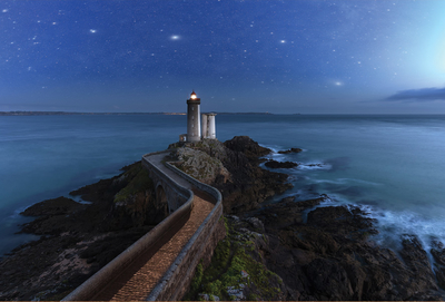 Phare du Petit Minou lighthouse, Brest