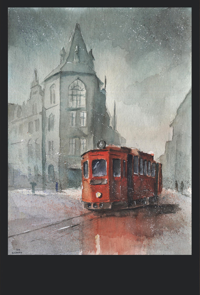 Grzegorz Chudy - By tram through old Chorzów