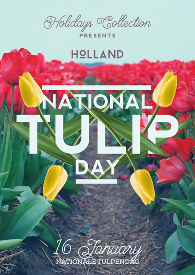 Mr Lemon - National Tulip Day