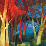 Paulina Czerniawska - Red forest