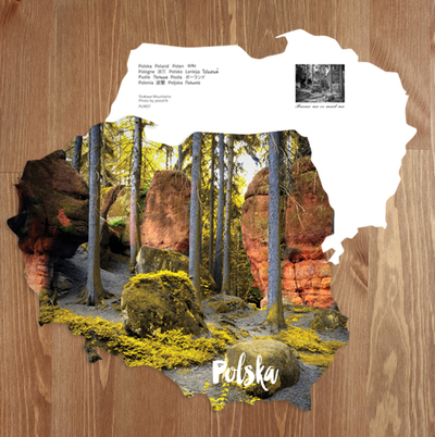 Map - Table Mountains