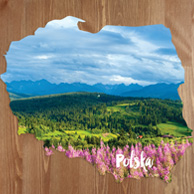 Map - Summer in Tatra Mountains