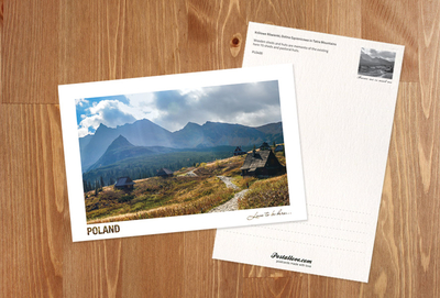 Poland - Love to be here... -  Dolina Gasienicowa in Tatra Mountains