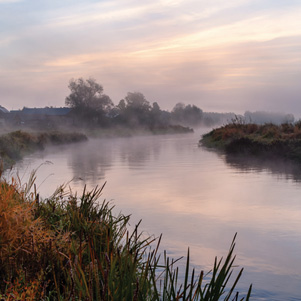 Poland - Love to be here ... - Autumn in the Valley of the Upper Narew