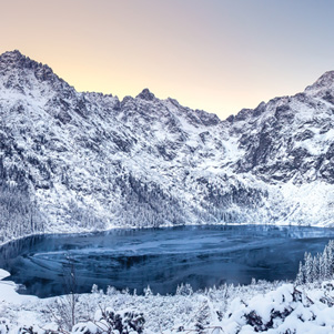 Poland - Love to be here... - Morskie Oko lake