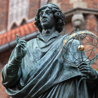 Poland - Love to be here... - Nicolaus Copernicus