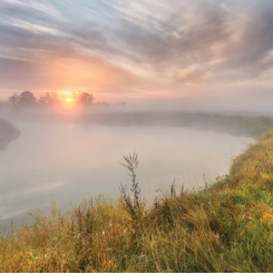 Poland - Love to be here... - Morning mist