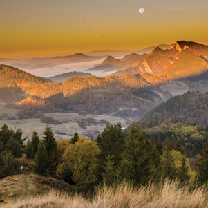 Poland - Love to be here... - Sokolica, Pieniny Mountains