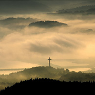 Poland - Love to be here... - Millennium Cross, Ujazd