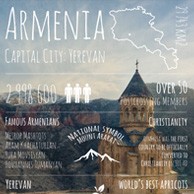 Greetings from ... Armenia