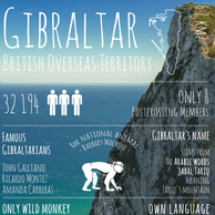 Greetings from... Gibraltar