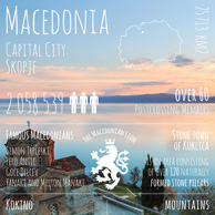 Greetings from ... Macedonia