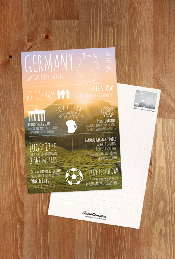 Greetings from germany greetings from series postcards germany greetings from germany m4hsunfo