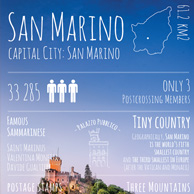 Greetings from... San Marino