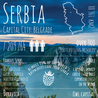 Greetings from ... Serbia