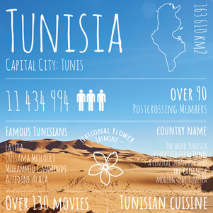 Greetings from ... Tunisia
