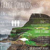 Greetings from... Faroe Islands