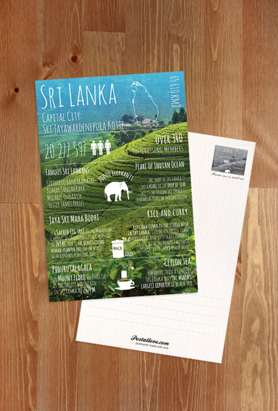 Greetings from sri lanka greetings from series postcards sri lanka greetings from sri lanka m4hsunfo