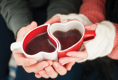 Valentine's cups