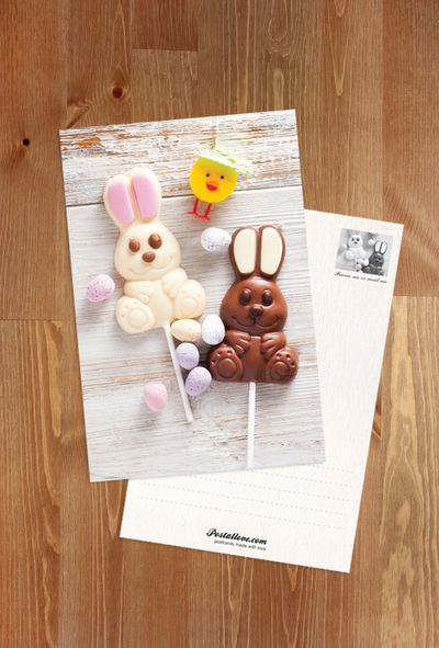 Chocolate bunnies